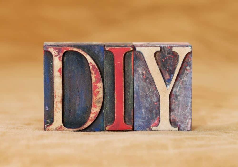 Was bedeutet DIY?